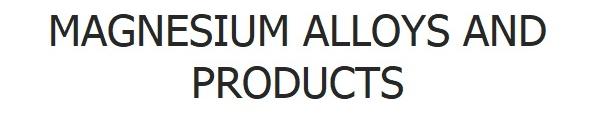 Magnesium Alloys